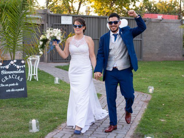 El casamiento de Carolina y Pablo en Mendoza, Mendoza 17