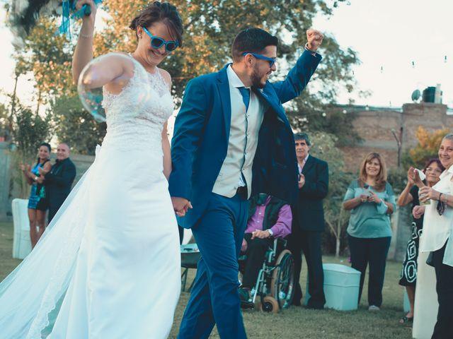 El casamiento de Carolina y Pablo en Mendoza, Mendoza 18
