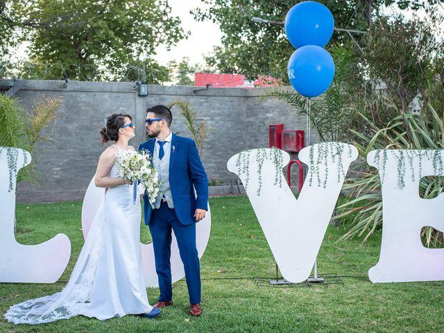 El casamiento de Carolina y Pablo en Mendoza, Mendoza 20