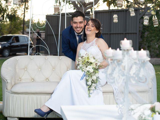 El casamiento de Carolina y Pablo en Mendoza, Mendoza 23