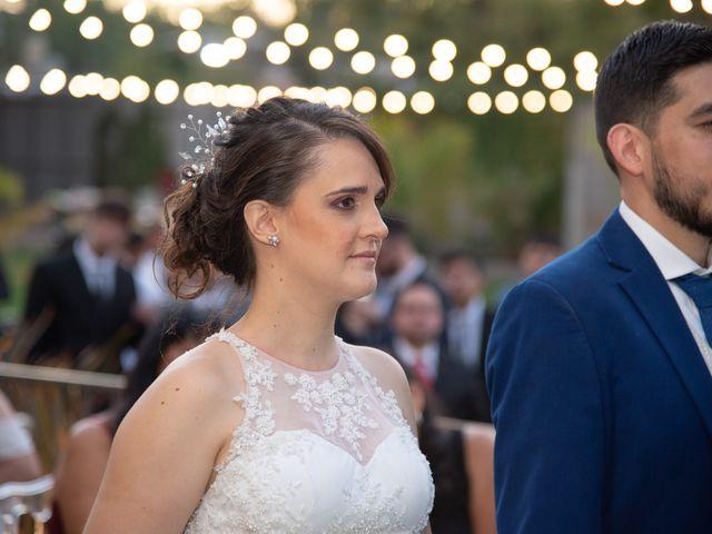 El casamiento de Carolina y Pablo en Mendoza, Mendoza 25