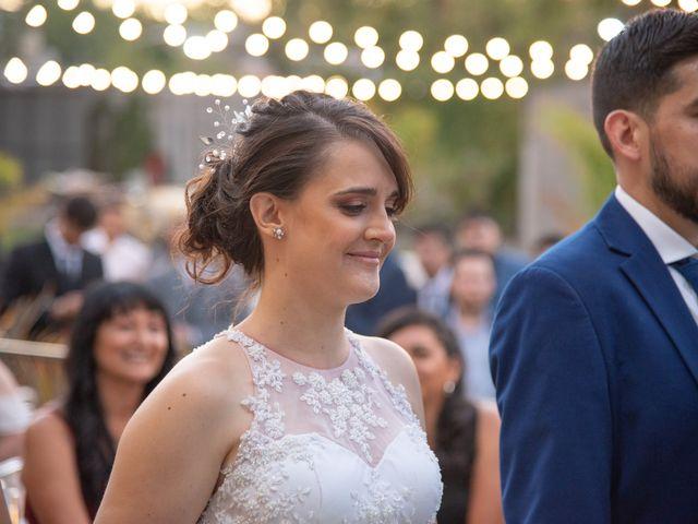 El casamiento de Carolina y Pablo en Mendoza, Mendoza 26