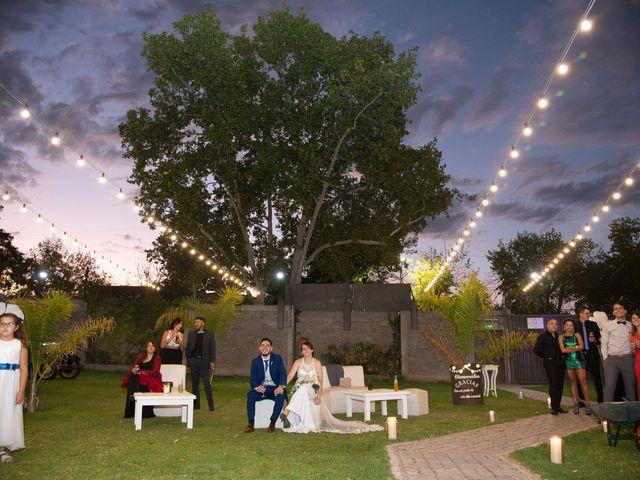 El casamiento de Carolina y Pablo en Mendoza, Mendoza 28