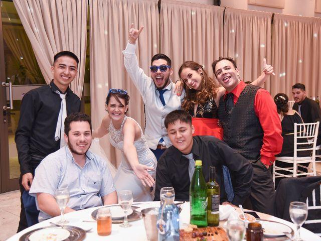 El casamiento de Carolina y Pablo en Mendoza, Mendoza 31