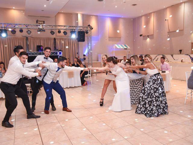 El casamiento de Carolina y Pablo en Mendoza, Mendoza 34