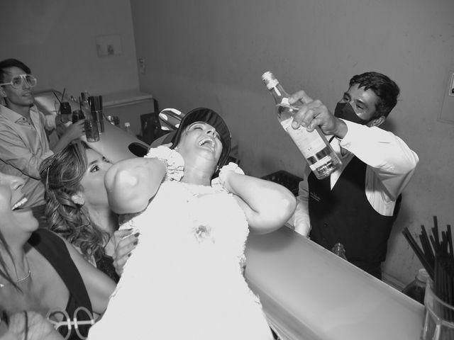 El casamiento de Carolina y Pablo en Mendoza, Mendoza 40