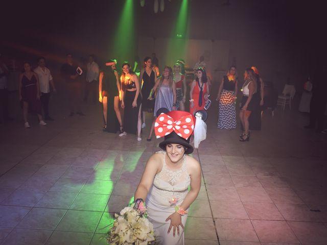 El casamiento de Carolina y Pablo en Mendoza, Mendoza 43