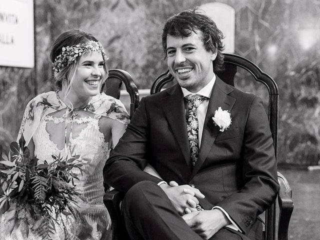 El casamiento de Sofi y Santi