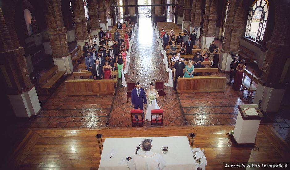 El casamiento de Carolina y Pablo en Mendoza, Mendoza