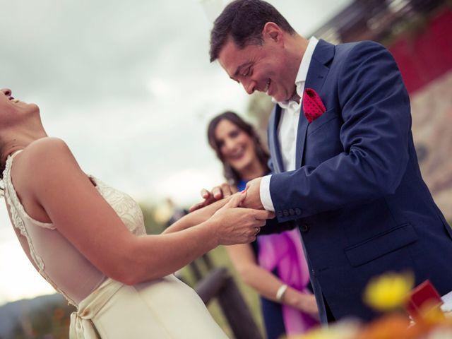 El casamiento de Vanesa y Eduardo