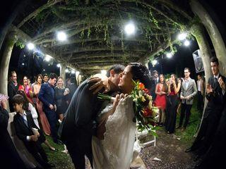 El casamiento de Stefania  y Miguel
