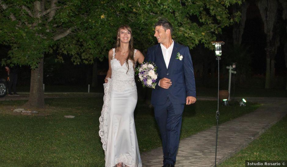 El casamiento de Matías y Aylu en Rosario, Santa Fe