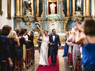 El casamiento de Flor y Pato