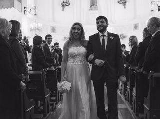 El casamiento de Maru y Fernando