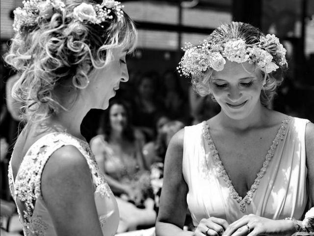 El casamiento de Silvi y Vicky