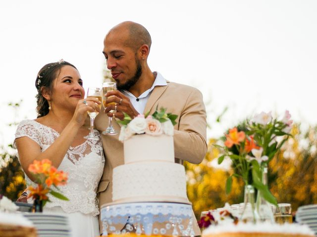 El casamiento de Maga y Laureano