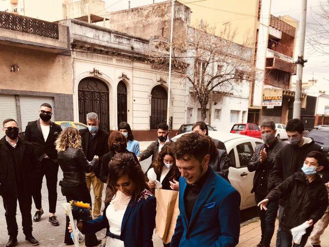 El casamiento de Melody y Tobías  en Avellaneda, Buenos Aires 1