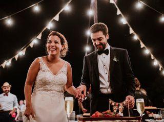 El casamiento de Mau y Seba