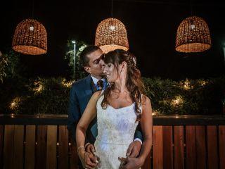 El casamiento de Romi y Fede