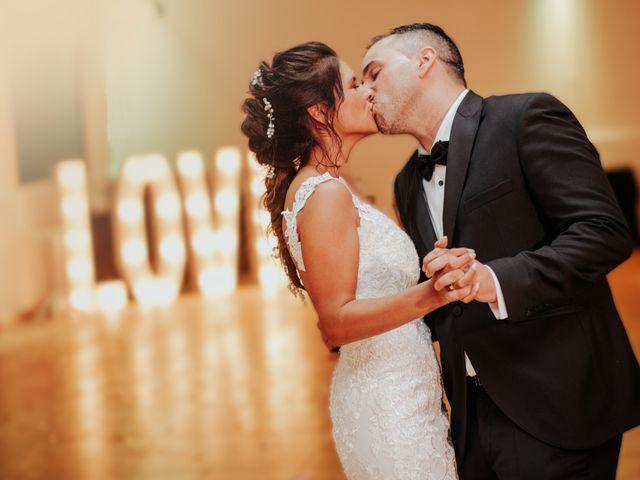 El casamiento de Cinthia y Jonathan