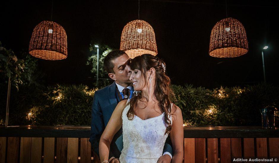 El casamiento de Fede y Romi en Rosario, Santa Fe