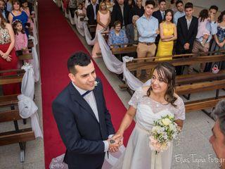 El casamiento de Analy y Cristian