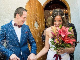 El casamiento de Alina y Martín