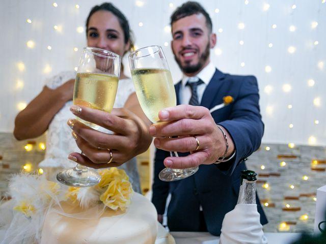 El casamiento de Deborah y Gonzalo
