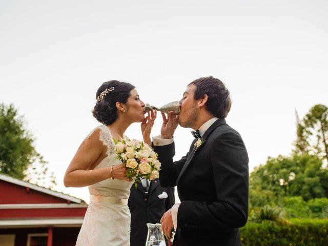 El casamiento de Romina y Sebastian
