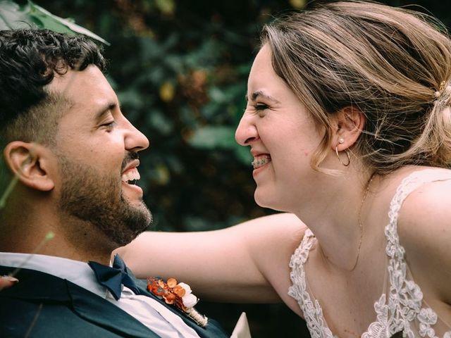 El casamiento de Rocío y Jonathan Gabriel