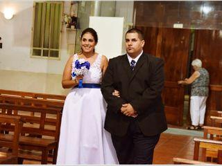 El casamiento de Silvina  y Miguel  2
