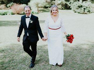 El casamiento de Ale y Rodo
