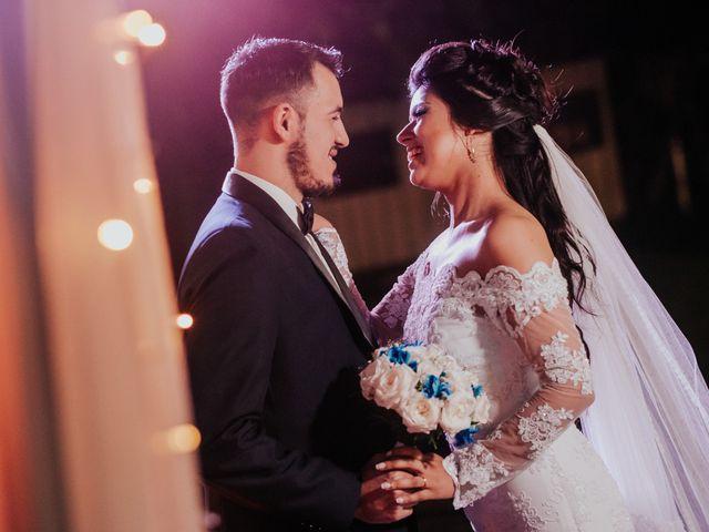 El casamiento de Dai y Fer