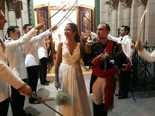 El casamiento de Milagros y Mariano