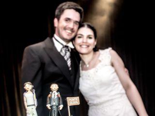 El casamiento de Florencia y Alejandro 2
