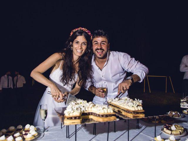 El casamiento de Agus y Fede