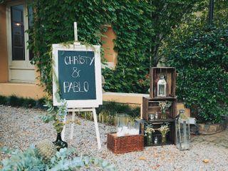El casamiento de Christy y Pablo 1