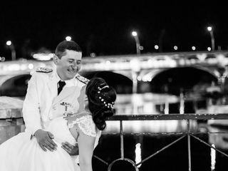 El casamiento de Marisa y Diego 1