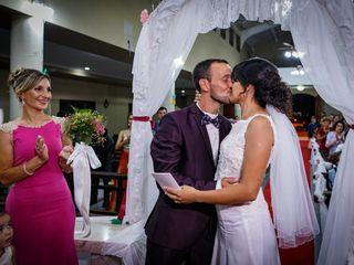 El casamiento de Vanesa y Edgardo 1