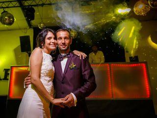 El casamiento de Vanesa y Edgardo