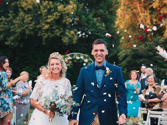 El casamiento de Christy y Pablo