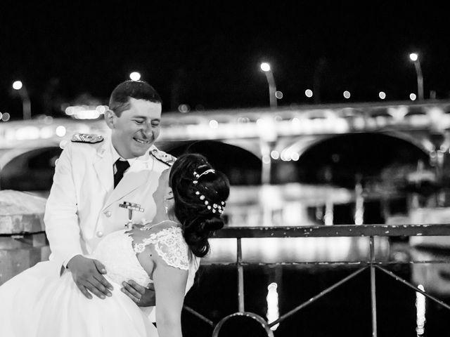 El casamiento de Marisa y Diego
