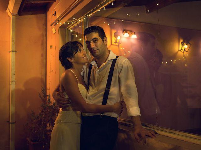 El casamiento de Cecilia y Gonzalo