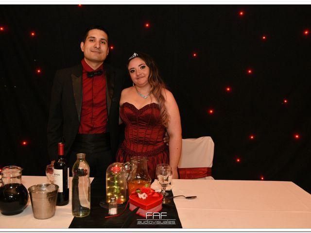 El casamiento de Yanina y Fernando