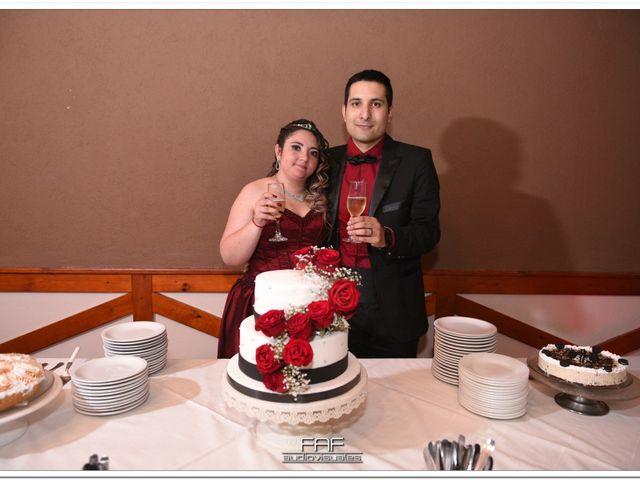 El casamiento de Fernando y Yanina en Monte Grande, Buenos Aires 1