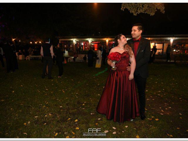 El casamiento de Fernando y Yanina en Monte Grande, Buenos Aires 22