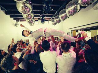 El casamiento de Paola y Maxi 3