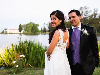 El casamiento de Melisa y Jorge