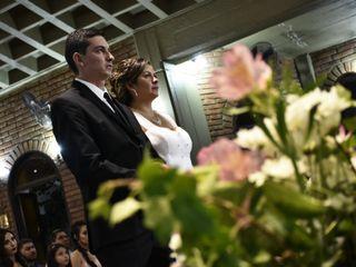 El casamiento de Nelly y Víctor