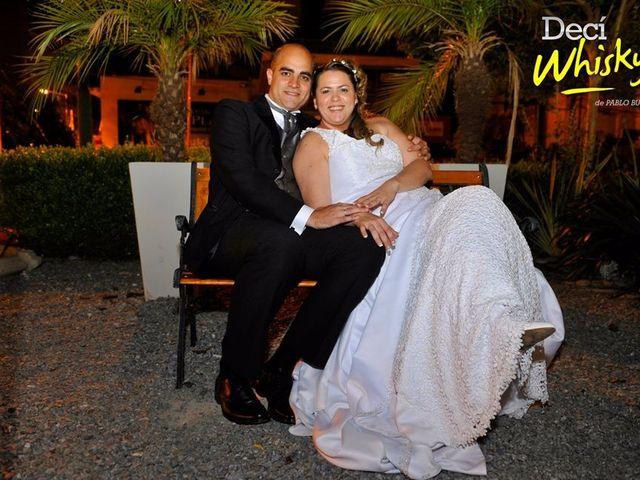El casamiento de Daniela y Alejandro